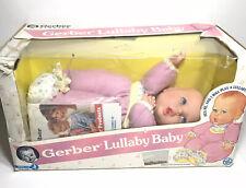 "Vintage 1995 Gerber ""Newborn Baby"" Lullaby Baby Doll"