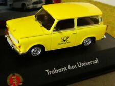 1/43 Atlas Trabant 601 Universal  Deutsche Post DDR Auto Kollektion 7230 009