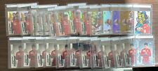 New listing Charles LeClerc Topps Chrome Formula 1 Huge Lot of 25 Cards Refractor Gold