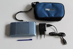 Nintendo DS Konsole hellblau