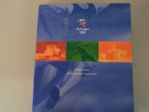 Australia - 2000-  Sydney Olympics 28 Five Dollar Bronze Coin Collection!!!