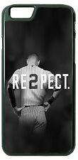 Derek Jeter Respect Phone Case Cover For iPhone 7 Plus 6S Samsung 8 7 LG HTC 10
