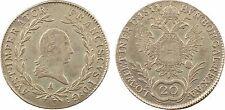 Autriche, 20 kreuzer, François Ier, 1811 Vienne, argent, SUP - 61