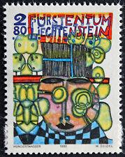LIECHTENSTEIN - timbre/stamp Yvert et Tellier n°1001 n** (cyn5)