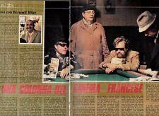 MA117-Clipping-Ritaglio 1976 Bernard Blier