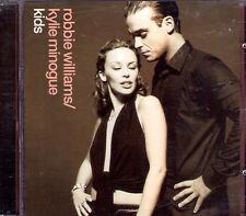 MAXI CD 3T KYLIE MINOGUE ET ROBBIE WILLIAMS KIDS INCLUS 3 POSTCARDS 2000