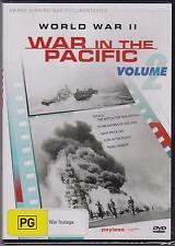 WORLD WAR II - WAR IN THE PACIFIC - VOLUME 2 - DVD - NEW