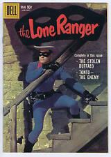 Lone Ranger #129 Dell Pub 1959