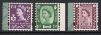 Northern Ireland 2008 NI154-6 Wilding Regional booklet stamp set MNH ex NI112-4