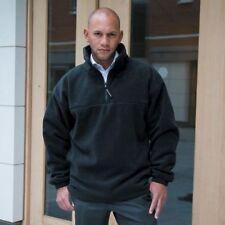 Hip Length Pull Over Fleece Coats & Jackets for Men