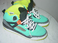 2014 Nike Air Jordan Spizike Black/Dusty Cactus/Wolf Grey Youth Shoes! Size 6Y