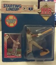 ERROR ITEM (1 OF 1) Manny Ramirez 1995 Starting Lineup Extended Series Figure!!