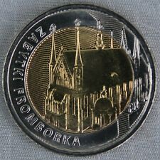 * NEW * Pologne Poland _ _ 5 Zlotych/Zloty 2019 _ découvre la Pologne _ Monument of Frombork
