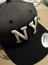 """Aeropostale """"NY"""" Snapback One Size Fits Most New W/Tags classic yupoong grey"""
