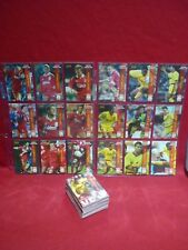 FUTERA FANS SELECTION 1998 LIVERPOOL FC SET OF 99 CARDS VGC CARRAGHER OWEN INCE