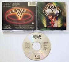 VAN HALEN 5150 CD 1986 Original SAMMY HAGAR Disc Made In Japan 9 25394-2 Dreams