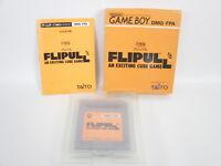 FLIPULL Furippuru ref/C Game Boy Nintendo Japan Game gb
