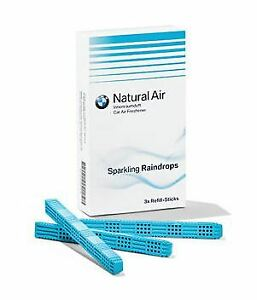 Genuine BMW Natural Air refill kit, Sparkling Raindrops - 83122285679