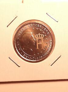 2 EURO LUXEMBOURG 2004 GRAND DUC HENRI COMMEMORATIVE NEUVE