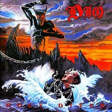 DIO - Holy Diver Vinyl LP Cover Sticker or Magnet