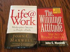 2:John C. Maxwell:Life@Work:marketplace success people of faith,Winning Attitude