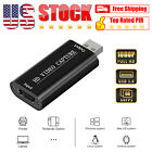 HDMI Video Capture, Audio Video Capture Cards HDMI to USB, Full HD 1080 USB 2.0