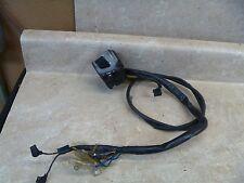 Honda 125 CB CB125T CB 125 T Used Left Handlebar Switch 1991 HB181
