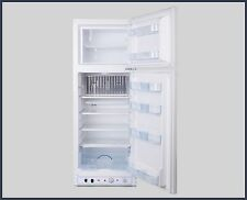 Bushman XCD280-W 280 Litre LPG Gas Upright Freestanding Fridge - White