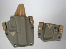 Raven Concealment Larry Vickers Signature Holster Single Mag for Glock 17 22 31