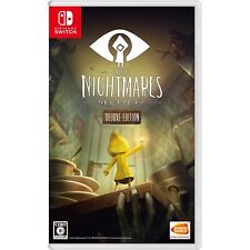 Little Nightmares Deluxe Edition Nintendo Switch Japanese Import Region