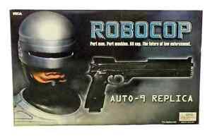 ROBOCOP 1987 AUTO-9 REVOLVER HANDGUN WEAPON MOVIE PROP REPLICA TOY COLLECTIBLE
