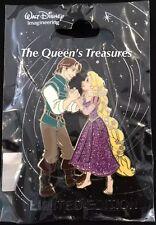 Disney WDI Tangled Rapunzel Flynn dance pin LE 250