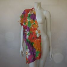 Foulard châle art-nouveau art-déco fait main hand made
