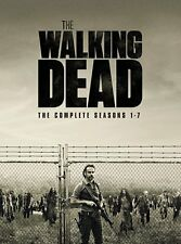 The Walking Dead The Complete Season 1+2+3+4+5+6+7 DVD Box Set 1 - 7