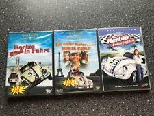 Walt Disney Herbie/Toller Käfer  3 DVD  Neu und OVP