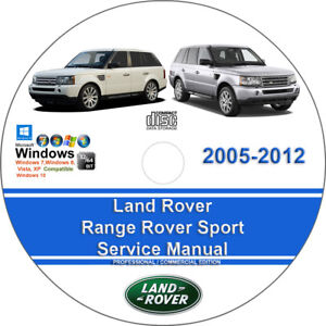 Car Truck Service Repair Manuals For Land Rover For Sale Ebay