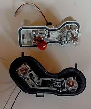 2 platine Kit de réparation porte ampoule feu gauche Megane 2 II phase 1 02/07