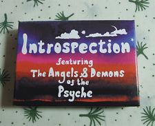Introspection Cards - Angels and Demons. Tarot/Spirituality/Pschology Card deck