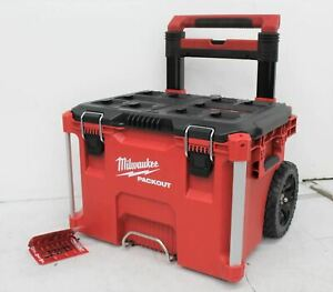 MILWAUKEE Packout Rolling Modular Electric Tools Storage Box 48-22-8426 NEW