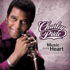 CHARLEY PRIDE MUSIC IN MY HEART CD (New Release 2018)