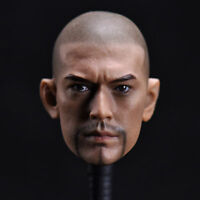 1/6 Bald Head Male Sculpt Takeshi Kaneshiro PVC Model F 12'' Man Action Figure