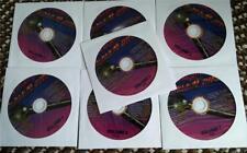 7 CDG KARAOKE DISCS VERY BEST 1950S-1980S OLDIES,ROCK,COUNTRY  2018 SALE CD+G