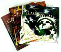 Sealed Brand New In Classical Mood 3 CDs & Books - Gershwin, Strauss, Beethoven