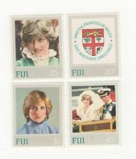 Royalty Mint Never Hinged/MNH Pacific Stamps