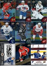 2017-18 Tim Horton's UD Pick your single base cards 3 for $1, .40each additional