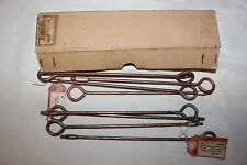US Military Webley & Scott Smith & Wesson Victory Colt Cleaning Rod Brass WW2
