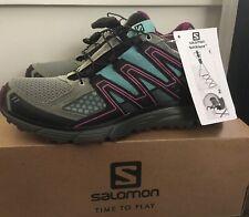 BRAND NEW IN BOX Salomon Women's X-mission 3 Trail Running sneaker Shoes Sz 9 M