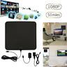 USB Indoor Digital Tv Antenna 50-100 Miles Range Signal 1080P Amplified Hdtv