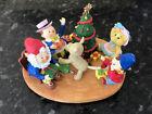 Elgate Products Ltd Enid Blyton's Noddy 'Christmas Day In Toyland' Figurine L/E