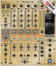 Pioneer DJM-900NXS2 Skin brushed gold